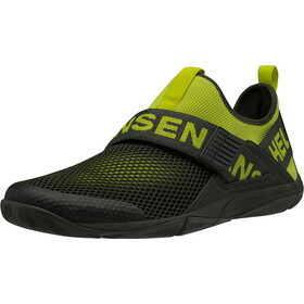 Helly Hansen Hydromoc Slip-On Shoes Herrer, forest night/sweet lime/beluga
